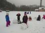 1_Třída ve sněhu