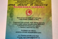 Lenka Hajkova plakatek