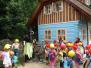 MŠ Výlet Pohádková vesnička