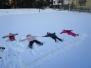 ŠD - Hry na sněhu