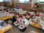 Třeťáci čtou v MŠ